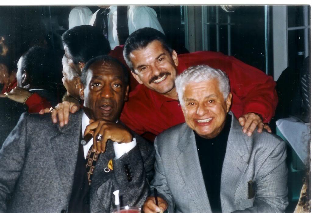 Bill Cosby / Joe Conzo, Sr. / Tito Puente