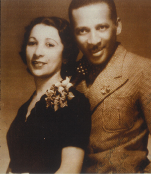 Victoria Hernández и Rafael Hernández. Из коллекции Mike Amadeo
