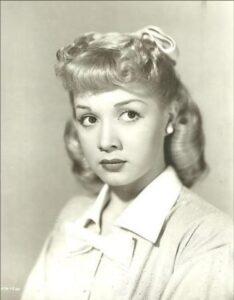 Ольга Сан-Хуан (50-е годы)