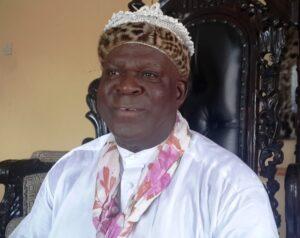 Обонг, король Калабара