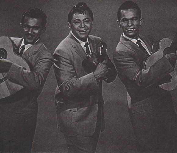 Джонни Родригес и его трио