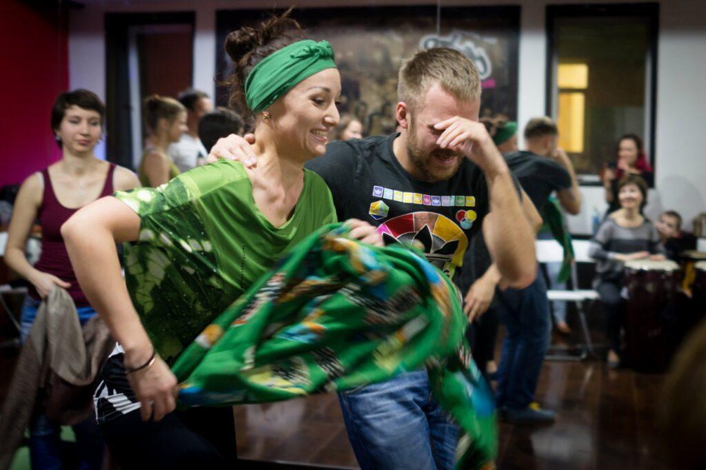 Румба Джем 20 февраля 2016, школа танцев Бембе , Санкт-Петерург. Фото: Анастасия Николаева