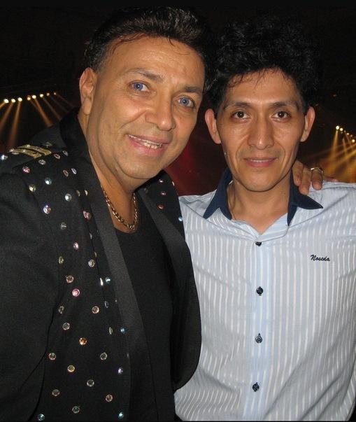 Эдди (слева) и Карлос Торрес