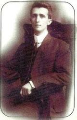 Старший брат Хусто - Марио Антобал