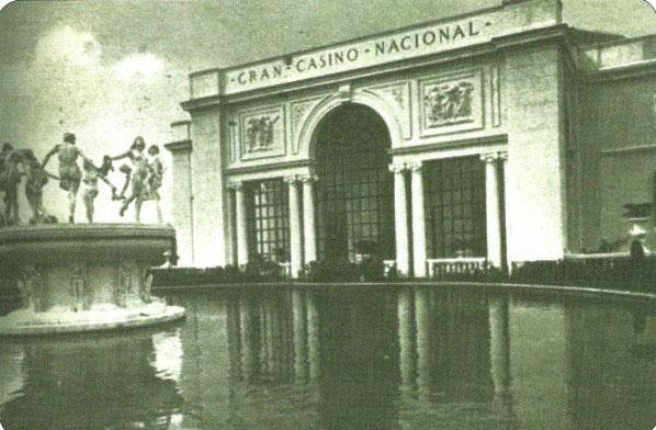 Гран-Казино насиональ, Монте-Карло западного полушария. ок. 1930, из коллекции Луи А. Переса-младшего