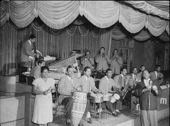 Мачито и его афро-кубинцы