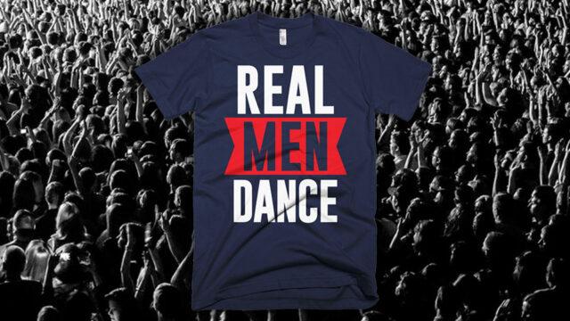 Почему мужчины должны танцевать?