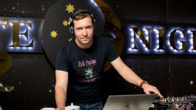 Андрей Балашов — DJ GAD: Умение танцевать ди-джею не обязательно