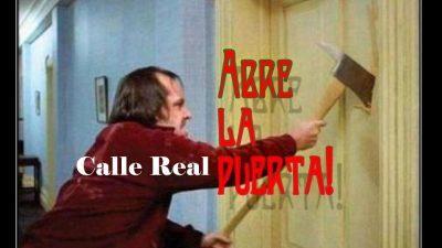 Ábreme la puerta — Calle Real