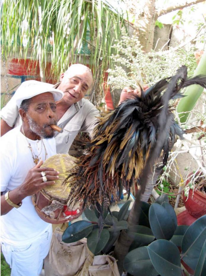 Подарок кубинским Абакуа — «Нкомо»