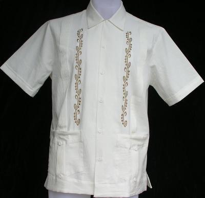 рубашка кубинская фото гуяберу