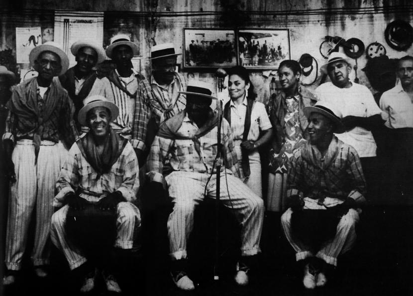 Группа Clave y Guaguancó, возможно, 1967 год