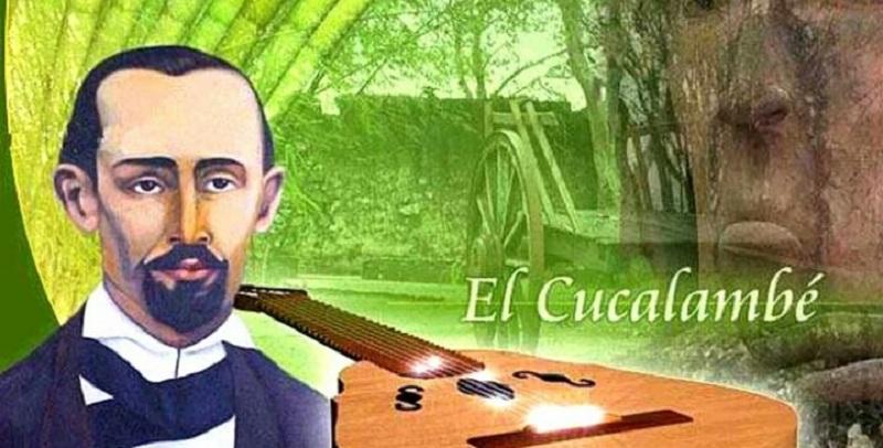 El Cucalambé - проводник гуахиры, в которой основа - десима